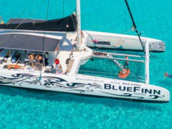 Klein Curacao Blue Finn